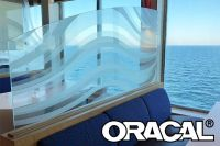 Série Oracal 8810 Frosted Glass Cast 1260mm
