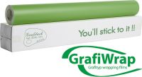 GrafiWrap P110G Glossy Polymeric Stone Chip Protection Film 50mtr. x 1525mm