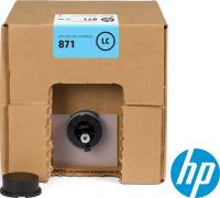 HP Latex 370 / 570 inkt Light Cyan 3L