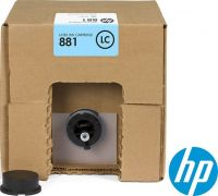 HP Latex 1500 inkt Light Cyan 5L