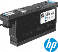 HP LX610 Printhead Cyan / Black