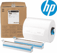 HP LX Maintenance Kit (Cleaner Roll)