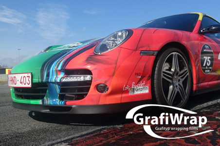 GrafiWrap Carwrap Films